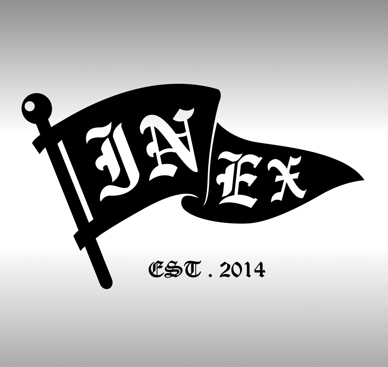 Desain Logo IN/EX