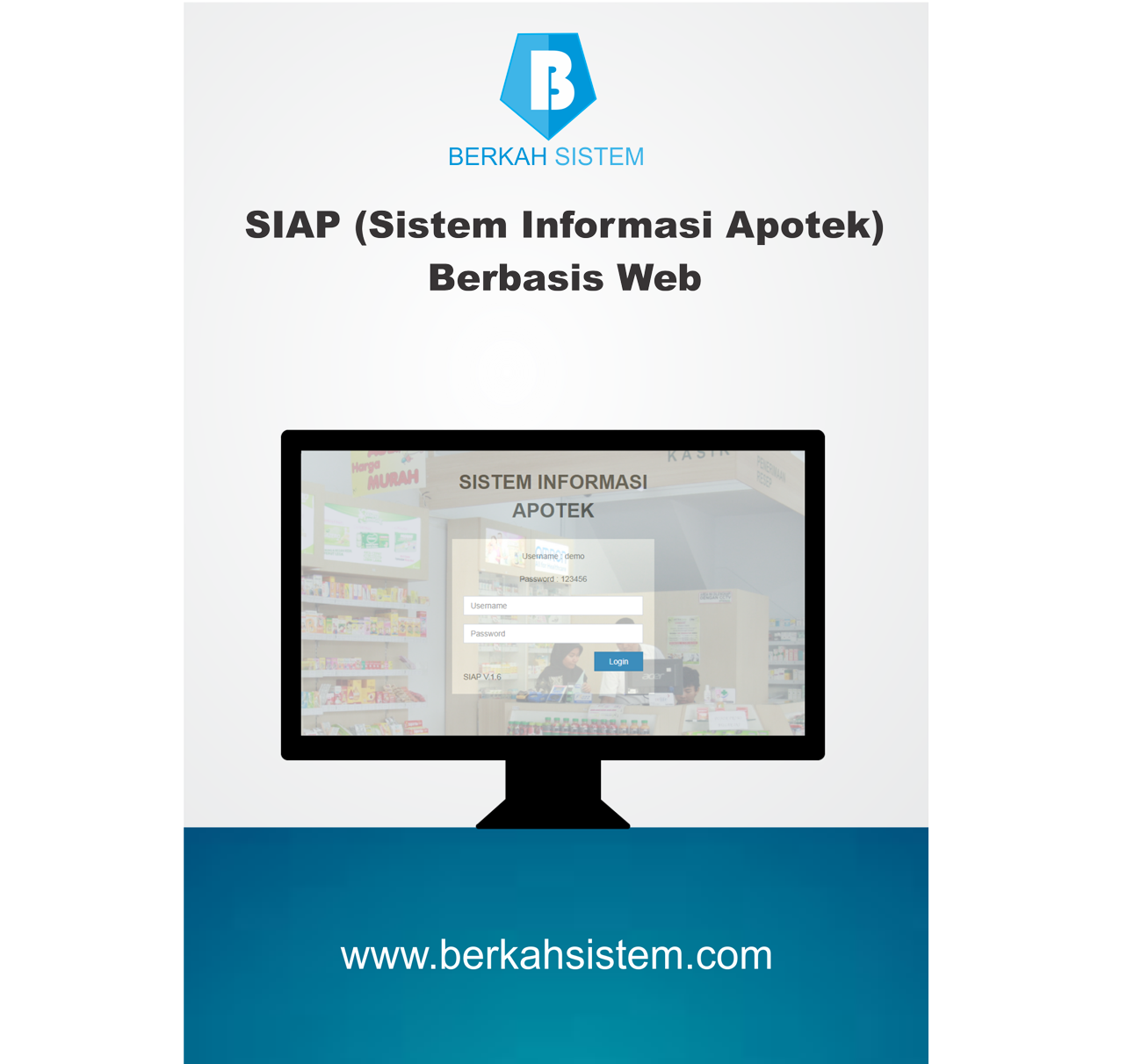 Point Of Sales - SIAP (Sistem Informasi Apotek)