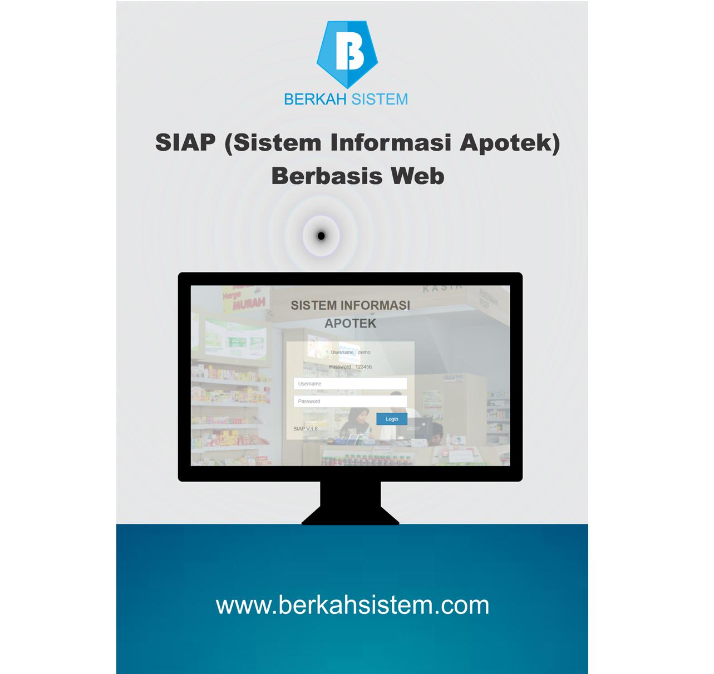 Point Of Sales - SIAP (Sistem Informasi Apotek)