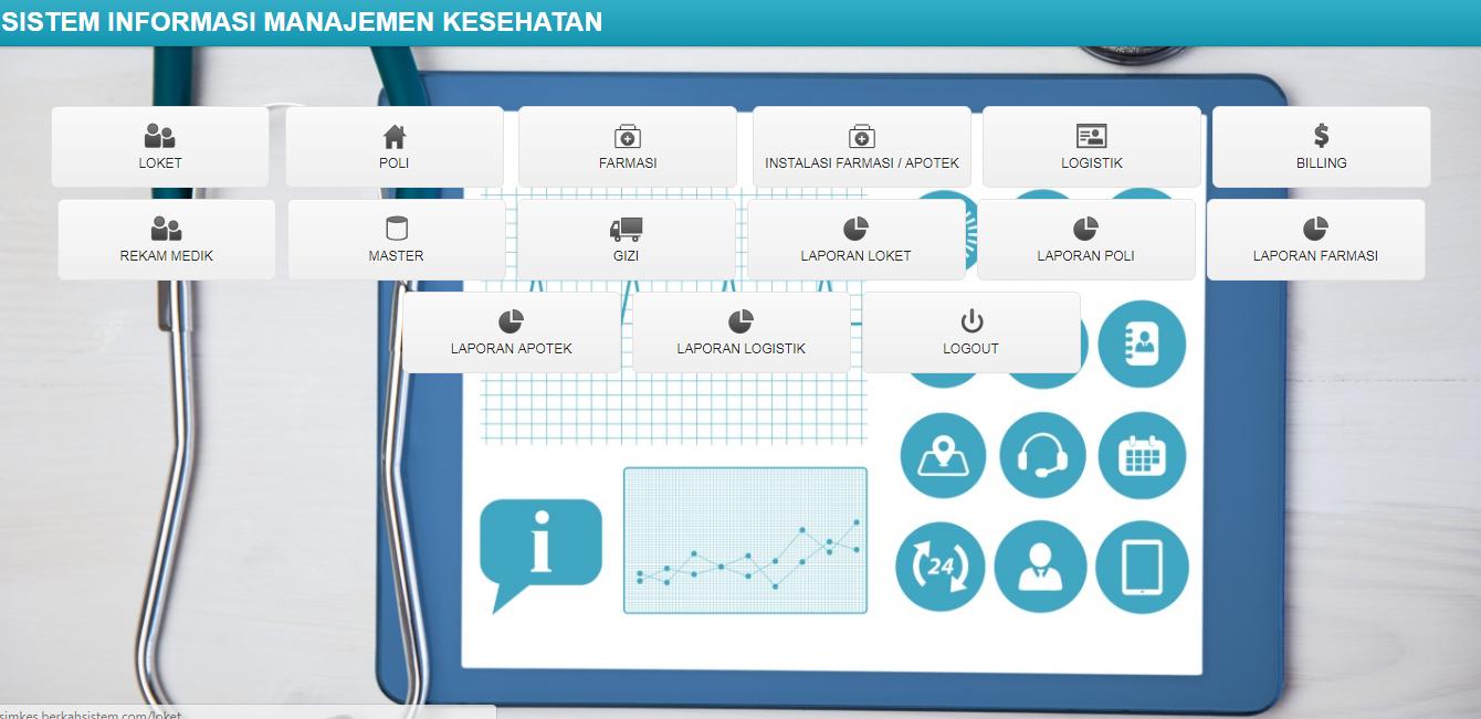SIMKES (Sistem Informasi Manajemen Kesehatan)