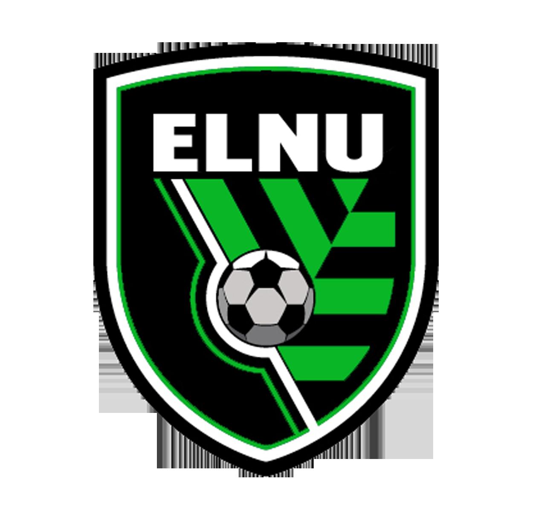 Desain Logo ELNU FC Sepakbola