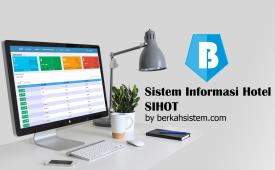 Download Buku Petunjuk atau User Guide Sistem Informasi Hotel